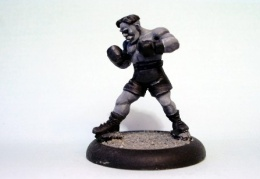 Boxer 2 (from pulp figures)