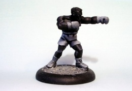 Boxer (from pulp figures)