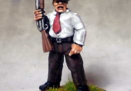 Gangster 11 from Pulp Figures.