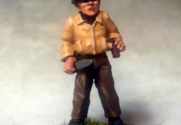 Gangster 8 from Pulp Figures.