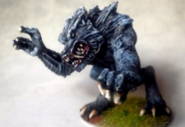 Werewolf from WestWind Production.