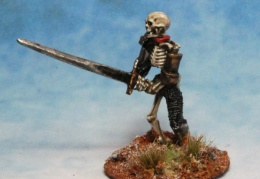 Skeleton with sword (from Grenadier)