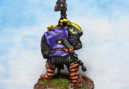 Orc with spear 2 back (from EM 4 miniatures - Fantasy range)