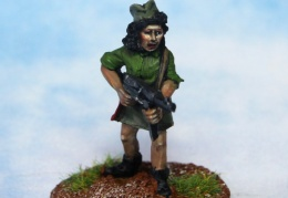 Resistant (From Warlord Games)