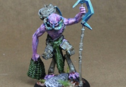 End - Nephilim -  Bo dagun (from Taban Miniatures)