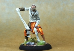 Eden Homme souffrance (from Taban Miniatures)