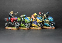 Bikers group 3 (EM-4 Miniatures - Future Skirmish).JPG