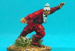 Northstar Military Figure - A Fistful of Kung Fu
