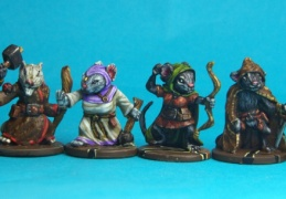 Heroes - Mice and Mystics (plaidhatgames)