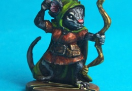 Lily - Mice and Mystics (plaidhatgames)