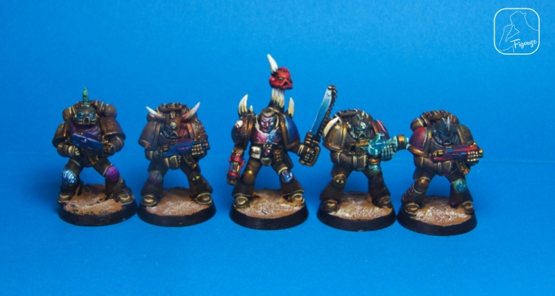 chaos space marine squad (Games workshop).jpeg