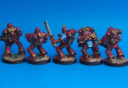 Thousand Sons squad 2 (Games Workshop)